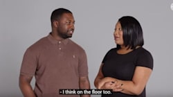 Couples Candidly Talk About The First Time They Had