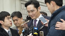 Samsung's Billionaire Heir Is Behind