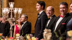 'Get Real' About Workers' Anxieties, Trudeau Tells Black-Tie