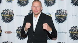 Canadian Georges St-Pierre Set To Return To