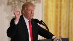 Quelles crises? Pour les fans de Trump c'est en avant
