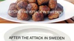 Trump inventa un attentato in Svezia. La risposta svedese è