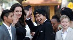 Angelina Jolie habla por primera vez tras su separación: