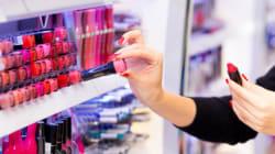 400 cosmétiques contiendraient des ingrédients