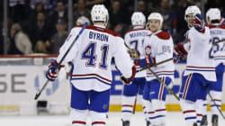 Le Canadien offre une première victoire à Claude
