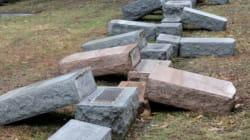 L'initiative de deux musulmans pour réparer des tombes juives profanées a ému J.K.