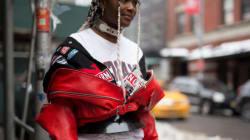 Ces New-Yorkais ont fait la queue pour un billet de métro aux couleurs d'une marque à la
