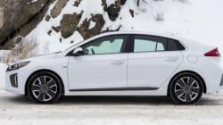 Premier contact Hyundai Ioniq 2017: une version pour tout le