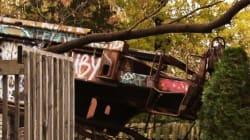 Un acte de vandalisme aurait causé un déraillement à Montréal en