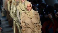 La rivincita di Halima nata in un campo profughi e ora modella alla Milano Fashion
