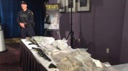 Démantèlement d'un vaste réseau de trafic de drogue et