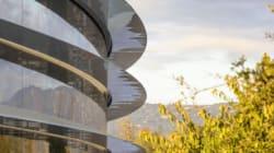 Apple emménagera dans un bureau aux allures de vaisseau