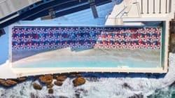 La Costiera Amalfitana si trasferisce in una piscina in Australia (ma con scarso