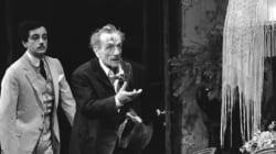 A teatro, il ricordo di Eduardo e Luca De