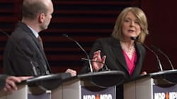 NDP Leaders Face Off In
