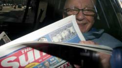Murdoch lance le Sun on