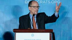 Voici le nouveau président national du Parti démocrate aux