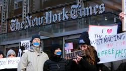 「真実はこれまで以上に重要」ニューヨーク・タイムズ、アカデミー賞中にトランプ政権への抗議CMを放映