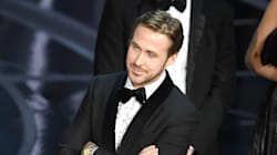 Let's Caption Ryan Gosling's Reaction To 'Moonlight' Winning Best