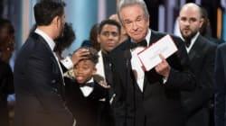 L'errore di Beatty all'annuncio del vincitore è uno dei momenti più imbarazzanti della storia degli
