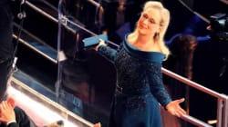 L'Academy tributa con una standing ovation Meryl Streep e così attacca