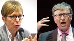Gabanelli vs. Gates: