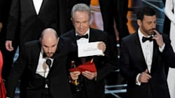 Hollywood Had The Best Reactions To The Oscars Best Picture