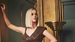 Ce que Katy Perry ne montre pas sur cette photo de sa robe au