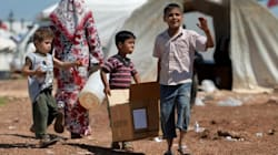 'New Wave' Of Syrian Refugees Expected After U.S.