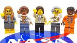 Lego mostra una volta per tutte che anche una donna può fare la storia della