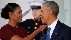 Le couple Obama décroche un gros contrat d'édition chez