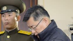 Corée du Nord: un Canadien emprisonné parle à un diplomate et à des