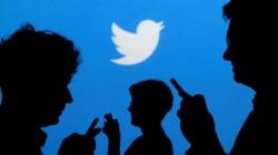 De nombreux comptes Twitter