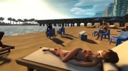Réalité virtuelle: ce serait la fin des relations sexuelles