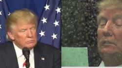 Quand Trump révise son discours, il travaille aussi ses