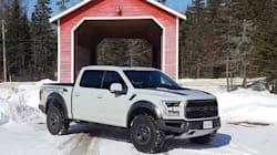 Ford Performance: quand la Focus RS et le Ford Raptor affrontent