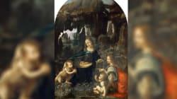 Nella Vergine delle Rocce di Leonardo è stato scoperto un cane nascosto. E avrebbe un significato