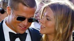 Brad Pitt et Jennifer Aniston se parlent à