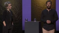 レイプされた女性が、加害者と一緒にスピーチ TEDトークで彼らが語ったメッセージとは