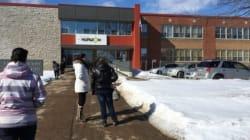 Opération policière dans deux écoles de Trois-Rivières: un suspect