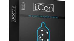 「世界初のスマート・コンドーム」
