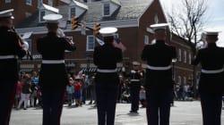 Les Marines américains enquêtent sur des photos de recrues