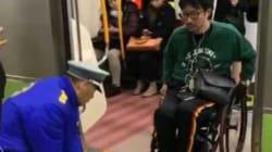 Au Japon, cet accessoire facilite la vie des personnes en fauteuil roulant dans le
