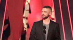 Justin Timberlake lance un vibrant appel à la