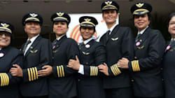 Air India Makes History With All-Female