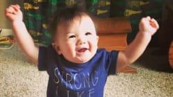 'Strong Like Mom' T-Shirt Breaks Gender Stereotypes In The Best