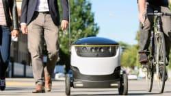 ロボットによる荷物配送を認める法案、米バージニア州で成立。「インカンヲクダサイ」とロボに言われる未来も近い?