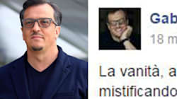 Gabriele Muccino risponde alle accuse della ex moglie: