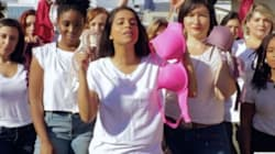 This YouTube Sensation Is Tossing Her Bra To Support Other