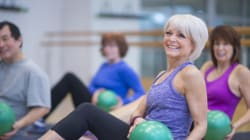 A Little Exercise Now Will Help You Live